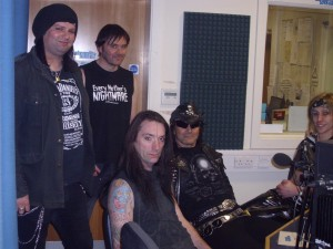 Wildside Riot at Siren FM