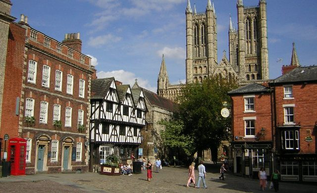 Lincoln_-_Castle_Square